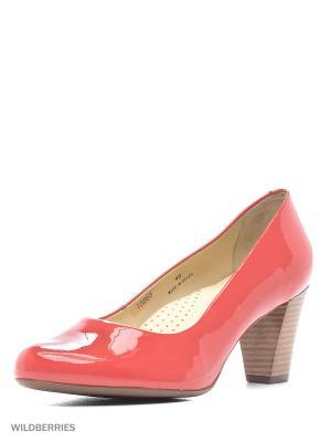 Туфли INDIANA. Цвет: розовый