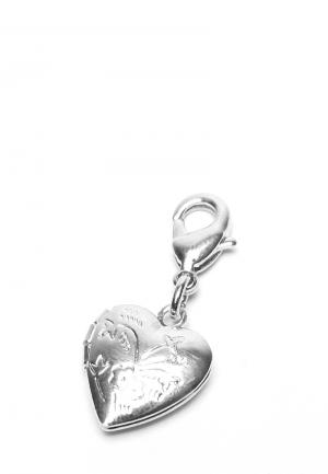- Classic Bra Charms Подвеска декоративная Сердце-амулет SugarShape