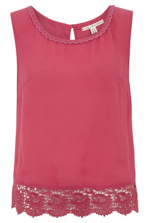 Блузка Uttam Boutique. Цвет: розовый