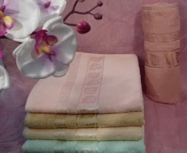 Махровое полотенце 65*135 см Sunvim
