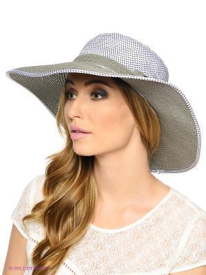 Шляпа FOMAS. Цвет: серый