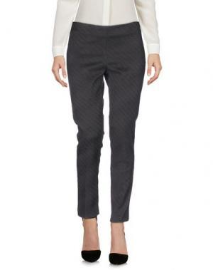 Повседневные брюки MY SIS. Цвет: черный