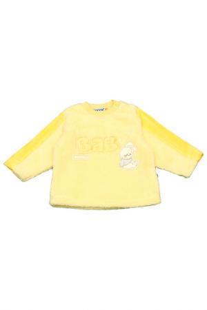 Кофта Bonnie Baby. Цвет: желтый