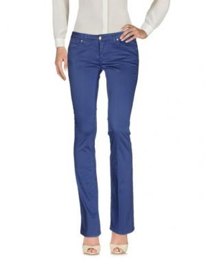Повседневные брюки MICHAEL COAL. Цвет: пастельно-синий