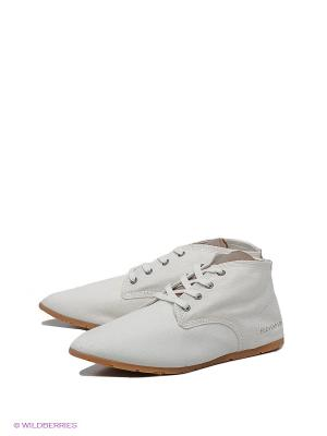 Ботинки Eleven Paris. Цвет: молочный
