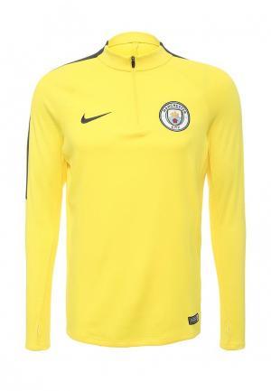 Олимпийка Nike. Цвет: желтый