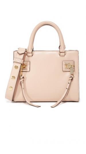 Маленькая сумка-портфель Geneva Rebecca Minkoff
