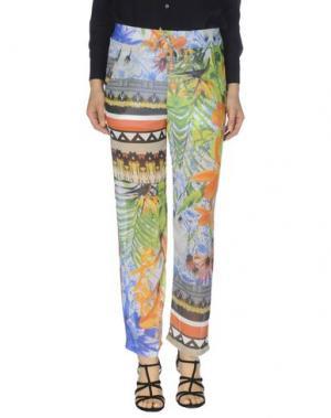 Повседневные брюки GIORGIA & JOHNS. Цвет: оранжевый