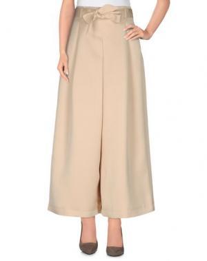 Повседневные брюки NANUSHKA. Цвет: бежевый