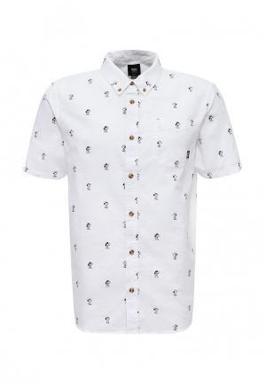 Рубашка Vans. Цвет: белый