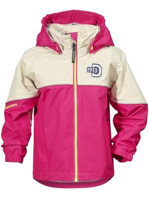 Куртка JARKOS DIDRIKSONS. Цвет: розовый