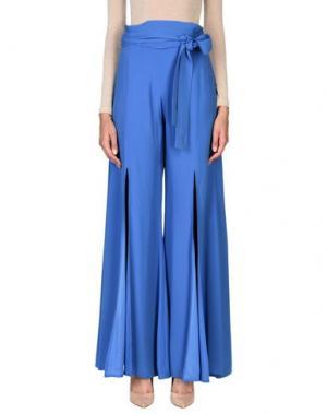 Повседневные брюки ALEXIS. Цвет: пастельно-синий