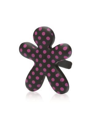 Ароматизатор для автомобиля/NIKI АНТИТАБАК/черный с розовым/PINK JASMINE Mr&Mrs Fragrance. Цвет: черный