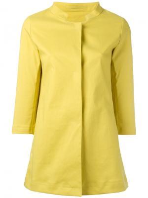 Плащ Lemon Herno. Цвет: жёлтый и оранжевый