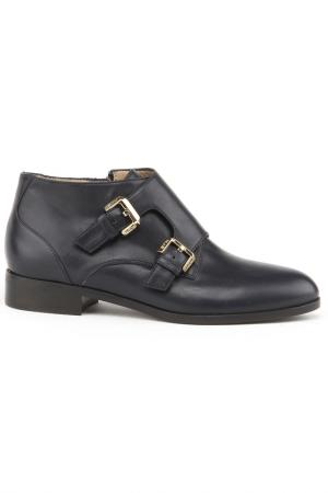 Ботинки Norma J. Baker. Цвет: темно-синий