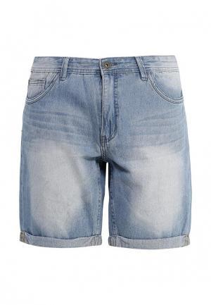 Шорты джинсовые Top Secret. Цвет: голубой