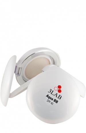 Компактный Аква ВВ-крем c SPF 40, оттенок 02 Medium 3LAB. Цвет: бесцветный