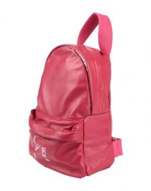 Рюкзаки и сумки на пояс HAPPINESS. Цвет: фуксия
