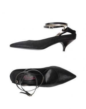 Туфли MANILA GRACE. Цвет: черный