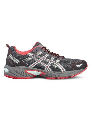 Спортивная обувь GEL-VENTURE 5 ASICS. Цвет: серый, бирюзовый, розовый