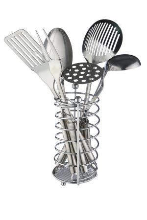 Кухонный набор Bekker. Цвет: серебристый