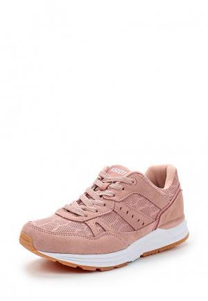 Кроссовки Ascot. Цвет: розовый