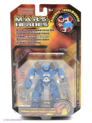Игрушка Робот-трансформер, серия МАРС Hap-P-Kid. Цвет: синий, темно-серый