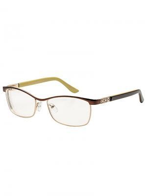 Очки готовые G1178-C4/-1,5 Grand. Цвет: коричневый, бежевый