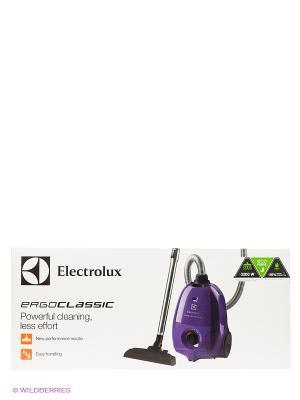 Пылесос Electrolux ZP4001EL 1600Вт. Цвет: фиолетовый