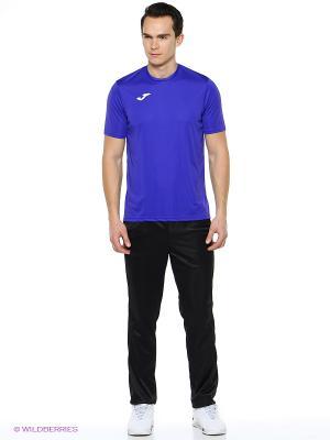 Футболка Combi Joma. Цвет: темно-синий, фиолетовый