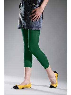 Леггинсы MARIE BRIZZARD. Цвет: зеленый
