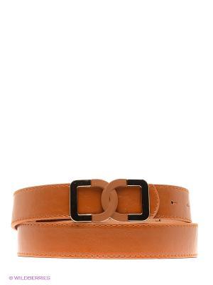 Ремень Vittorio Richi. Цвет: светло-коричневый