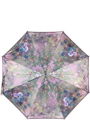Зонт Eleganzza. Цвет: синий, серый, темно-зеленый