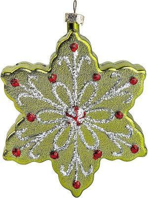 Украшение Mister Christmas. Цвет: зеленый