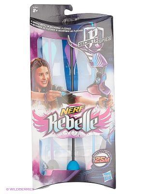 Секреты и Шпионы Комплект специальных стрел для лука NERF REBELLE. Цвет: розовый, золотистый, белый, голубой, фиолетовый
