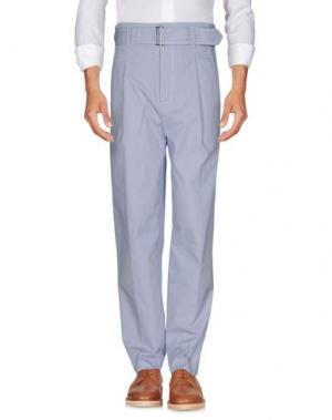 Повседневные брюки 3.1 PHILLIP LIM. Цвет: синий