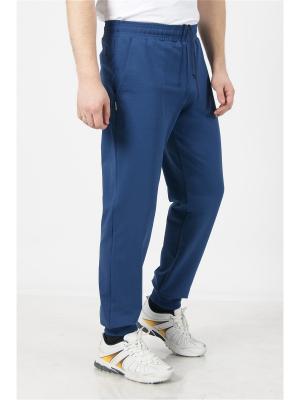 Спортивные брюки CROSS sport. Цвет: индиго
