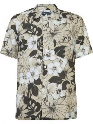 Рубашка с короткими рукавами Levis: Made & Crafted Levi's:. Цвет: телесный