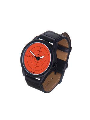 Часы Mitya Veselkov. Цвет: красный