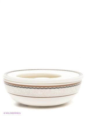 Пепельница  Кассие Royal Porcelain. Цвет: белый