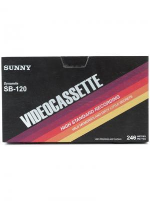 Клатч Cassette Sarah's Bag. Цвет: чёрный