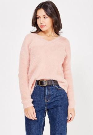 Пуловер Jennyfer. Цвет: розовый