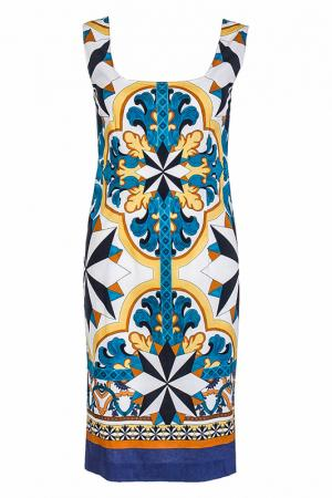 Платье FHILOSOPHY DI ALBERTA FERRETTI. Цвет: цветной