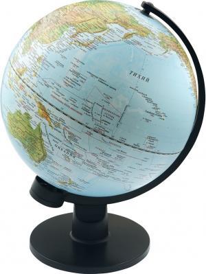 Глобус 30 см PROFF. Цвет: голубой