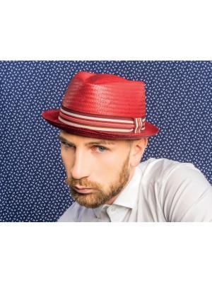 Шляпа Marini Silvano.. Цвет: красный