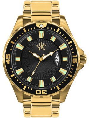 Часы РФС. Цвет: золотистый, черный