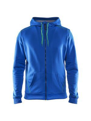 Куртка Craft. Цвет: голубой