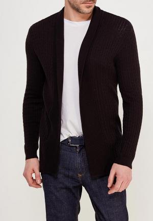 Кардиган Burton Menswear London. Цвет: черный