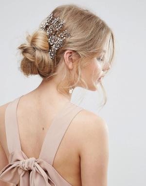 ALDO Заколка для волос Landoli. Цвет: золотой