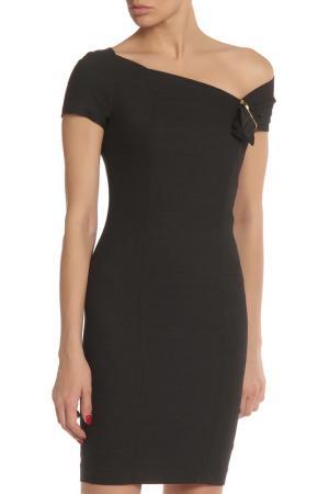 Платье LIU-JO. Цвет: черный